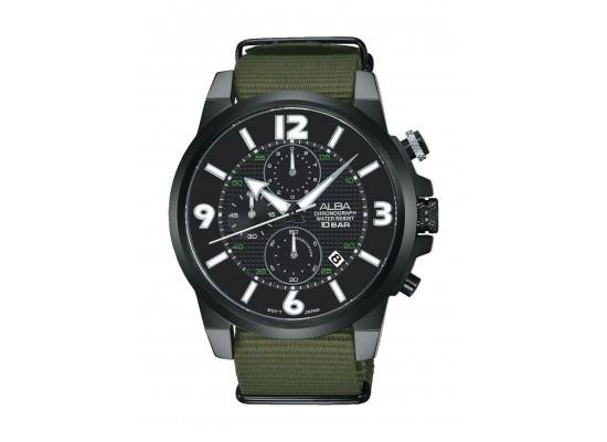 Seiko Alba 雅柏錶 AM3369X1 Active chronograph Watch 計時石英錶