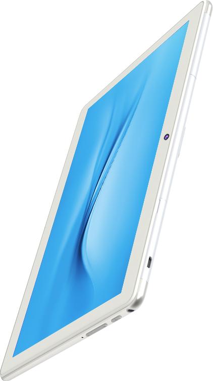 安博 平板五代 Upad ProS 4G版 2019 主機+保護套+平板支架+保護貼+清潔貼