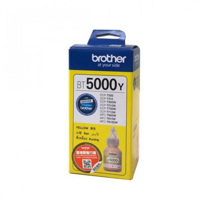 Brother 墨盒 Ink Cartridge BT5000(Y) 彩色墨水