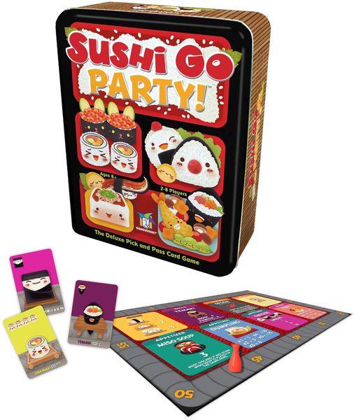 壽司 GO 派對! - Sushi Go Party!