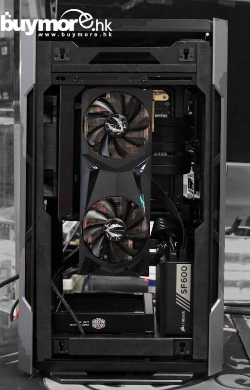 💡【AMD電競Whatsapp:21173773網上落單】 AMD Ryzen 9 3900X處理器 ASROCK X570 Phantom Gaming-ITX/TB3主板 Kingston HyperX Fury RGB 32GB記憶體 ADATA 1T XPG SX8200 Pro NVMe SSD ZOTAC RTX2080S SUPER Twin Fan顯卡 PHAN