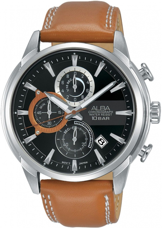 Seiko Alba 雅柏錶 AM3517X1 Active chronograph Watch 計時石英錶