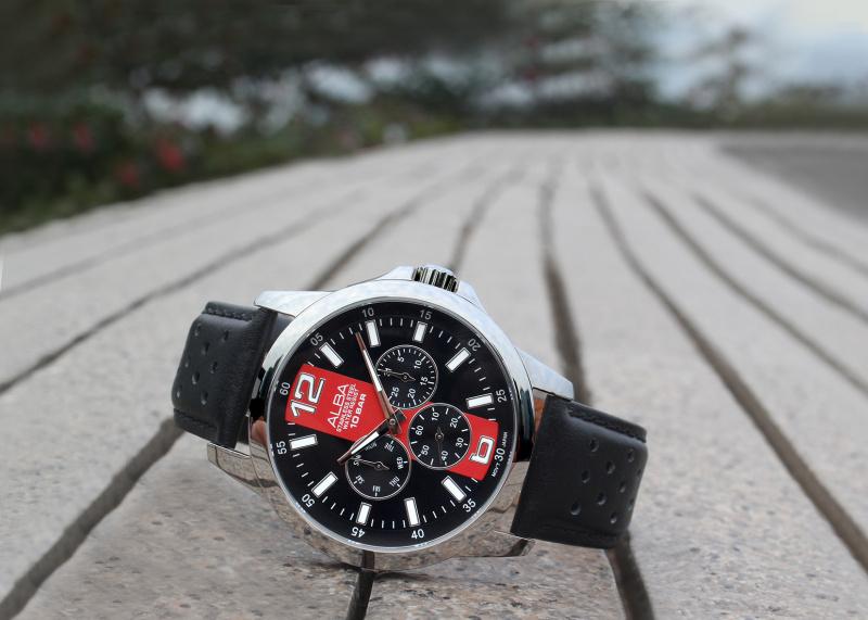 Seiko Alba 雅柏錶 AP6479X1 Active Sport Analog Watch 石英錶