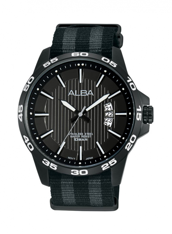 Alba 雅柏錶 AS9A09X1 Active Quartz Watch  石英錶