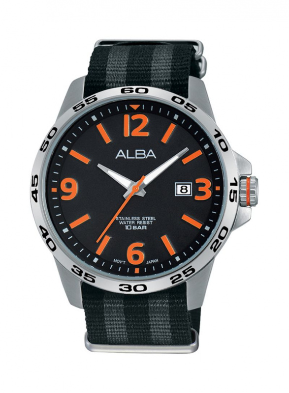 Alba 雅柏錶 AS9A11X1 Active Quartz Watch 石英錶