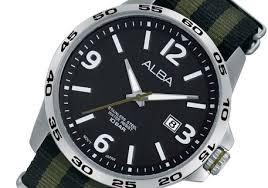 Alba 雅柏錶 AS9A13X1 Active Quartz Watch 石英錶