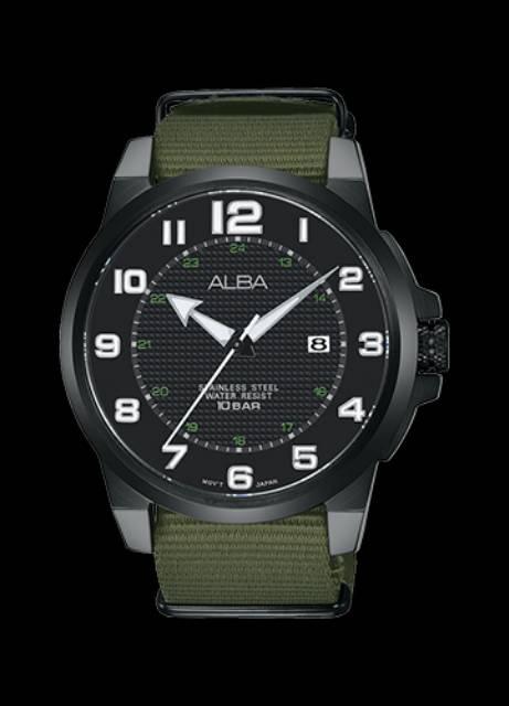 Seiko Alba 雅柏錶 AS9C73X1 Active Analog Watch 石英錶