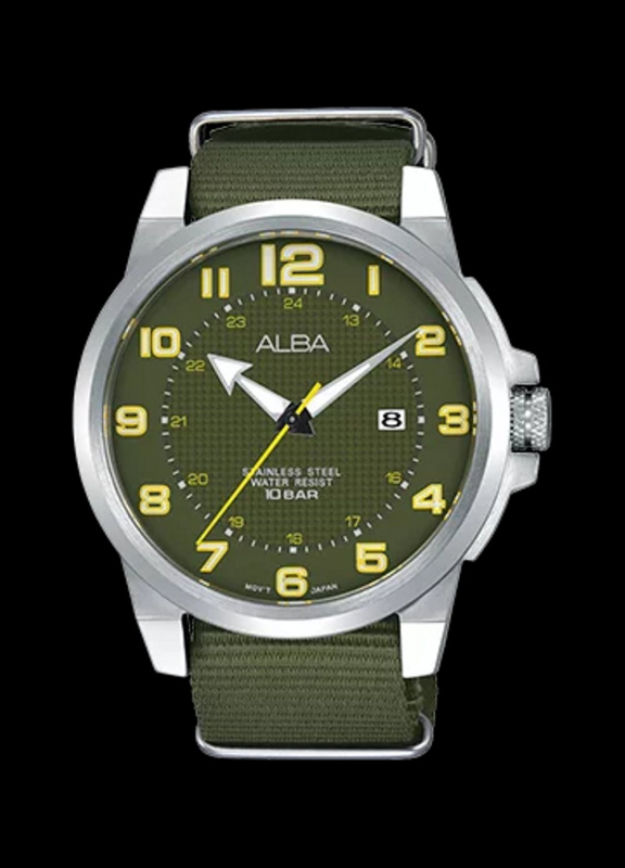 Alba 雅柏錶 AS9C75X1 Active Analog Watch 石英錶
