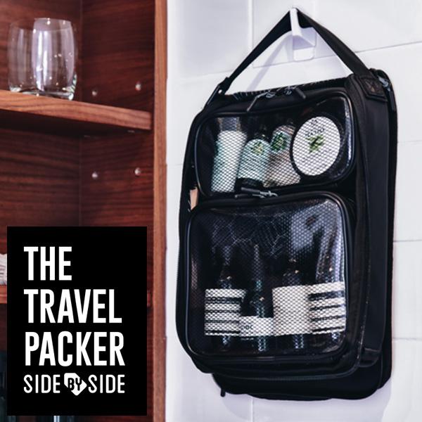旅行愛好者大力推薦!Side By Side Travel Packer(HNDA)