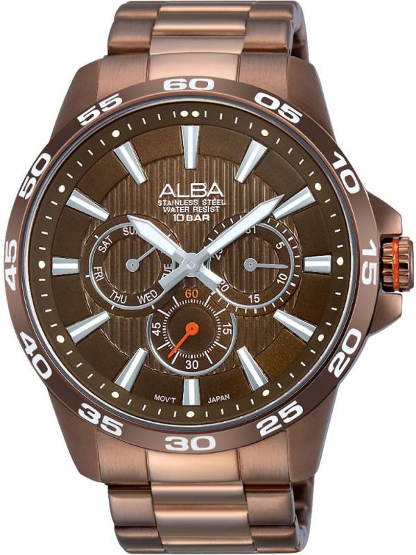 Alba 雅柏錶 AP6299X1 Active Chronograph Watch 計時石英錶