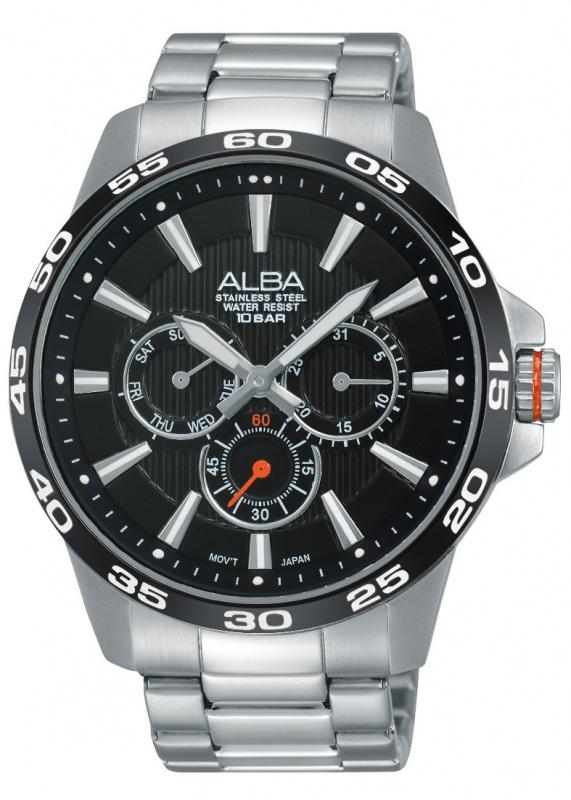 Seiko Alba 雅柏錶 AP6301X1 Active Chronograph Watch 計時石英錶