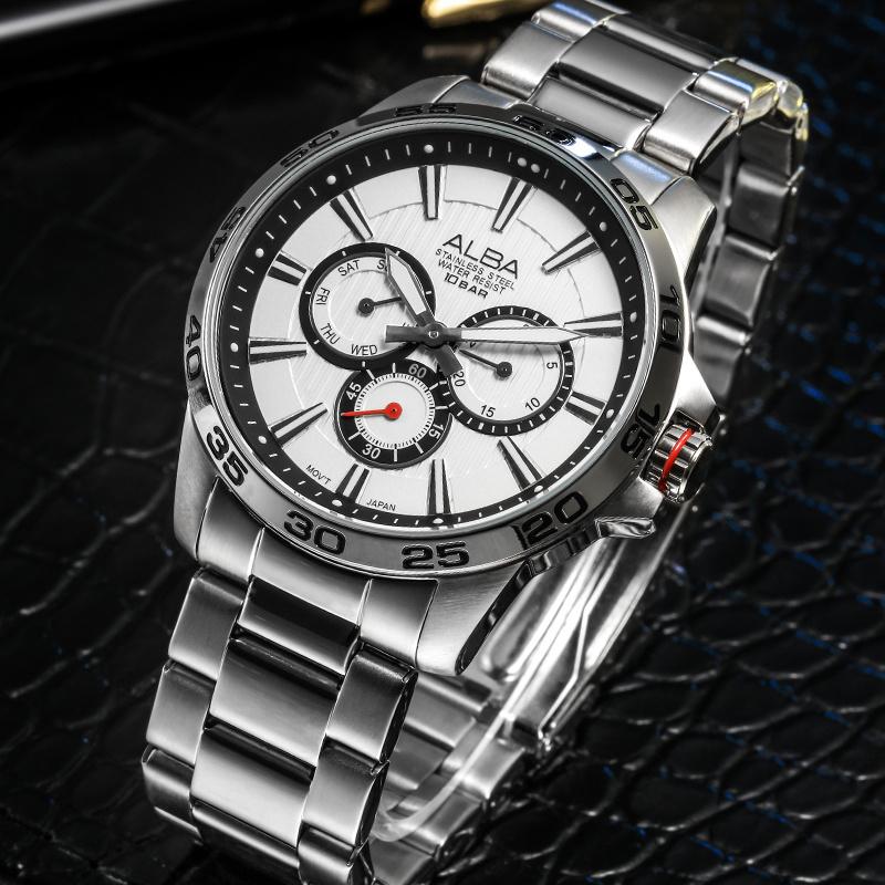 Seiko Alba 雅柏錶 AP6309X1 Active Chronograph Watch 計時石英錶