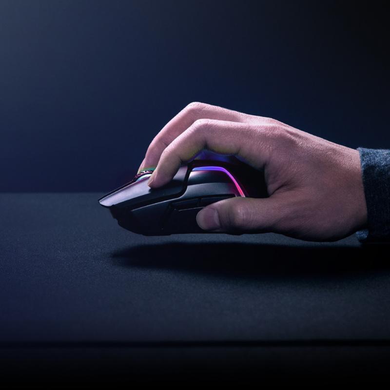 SteelSeries Rival 650 Wireless 光學滑鼠