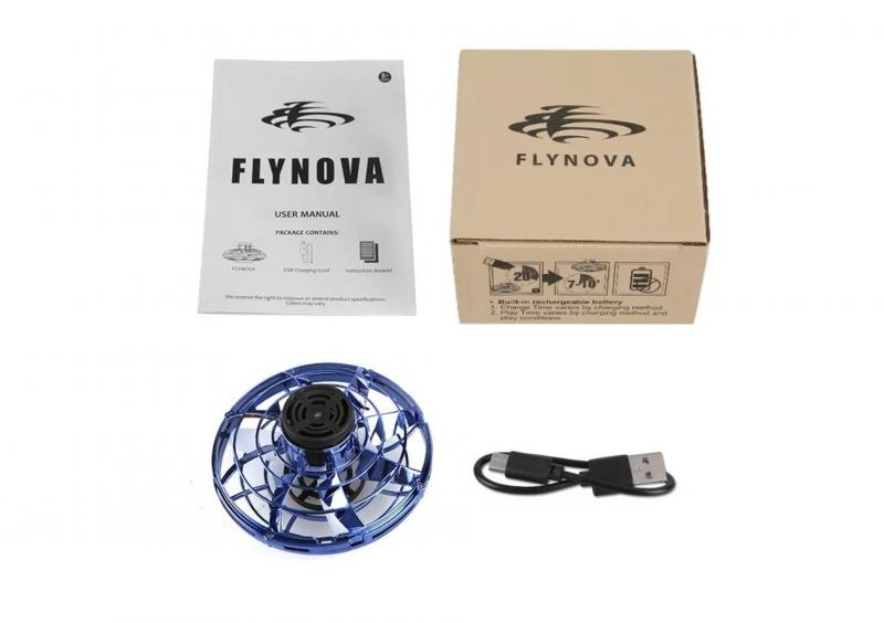 FlyNova 掌上飛行陀螺 [3色]