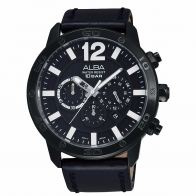 Alba 雅柏錶 AT3743X1 Active Chronograph Watch 計時石英錶