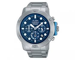 Alba 雅柏錶 AT3809X1 Active Chronograph Watch 計時石英錶