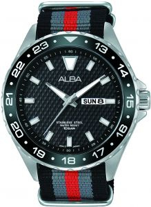 ALBA 雅柏錶 AV3521X1 Active Quartz Watch 石英錶
