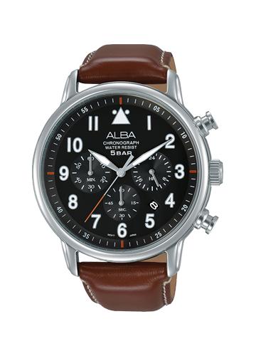 Seiko Alba 雅柏錶 AT3A05X1 Chronograph Watch 計時石英錶
