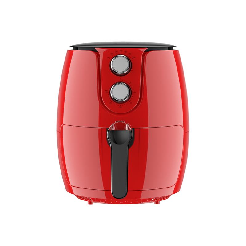 Peripop 2.5L 多功能空氣炸鍋 (LQ-2507) [2色]
