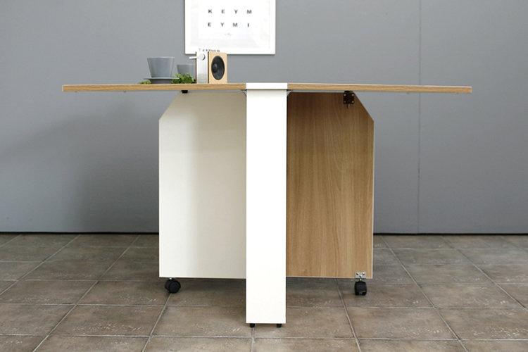 MerryRabbit - WT043-2 1.2米多功能折叠餐桌