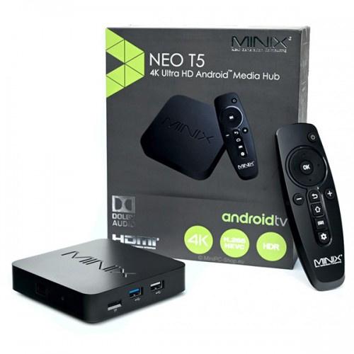 Minix NEO T5 4K Ultra HD Android Media Hub 多媒體盒子