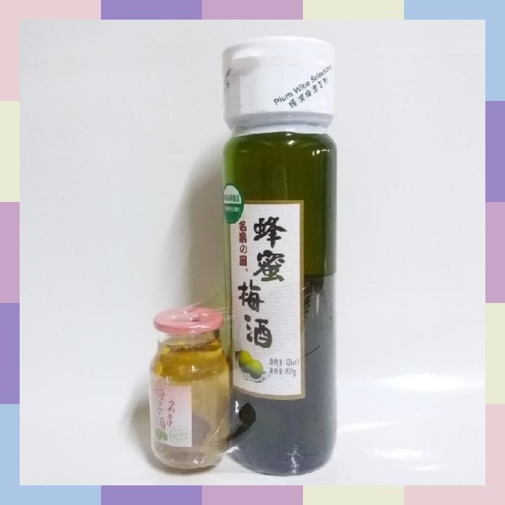順昌源 蜂蜜梅酒 $408箱