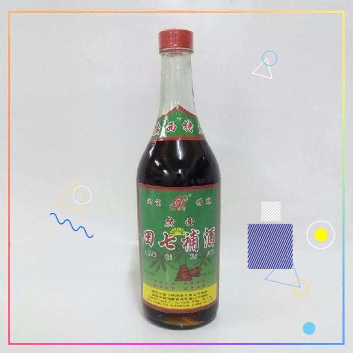 生發牌田七補酒(大) $720/箱