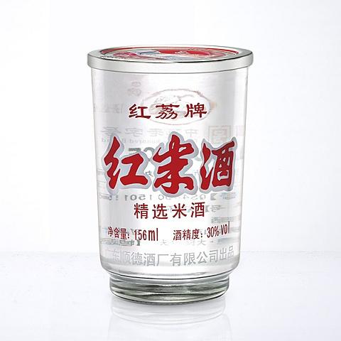 紅荔紅米酒 $384/箱