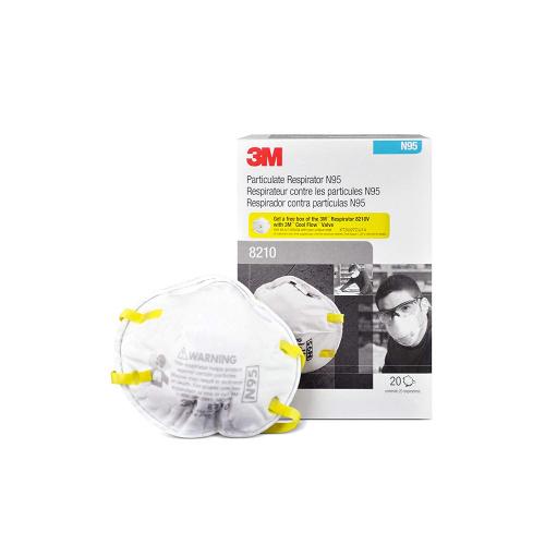 3M™ 粒狀物防護口罩 N95 - 8210