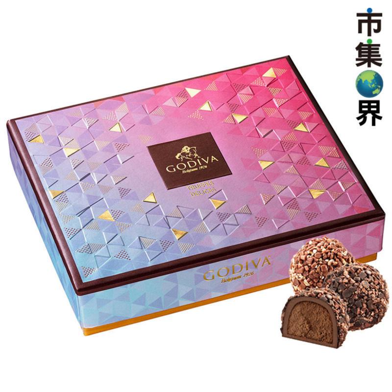 GODIVA 松露雜錦朱古力名貴禮盒 (12件裝)【市集世界 - MOAN】