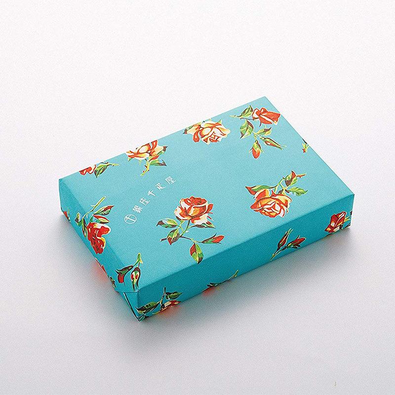 日本【銀座千疋屋】年輪蛋糕 4款味道 (8件 禮盒裝)【市集世界 - 日本市集】