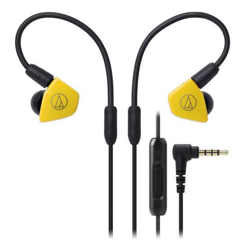 Audio-Technica ATH-LS50iS 雙動圈式入耳式耳機