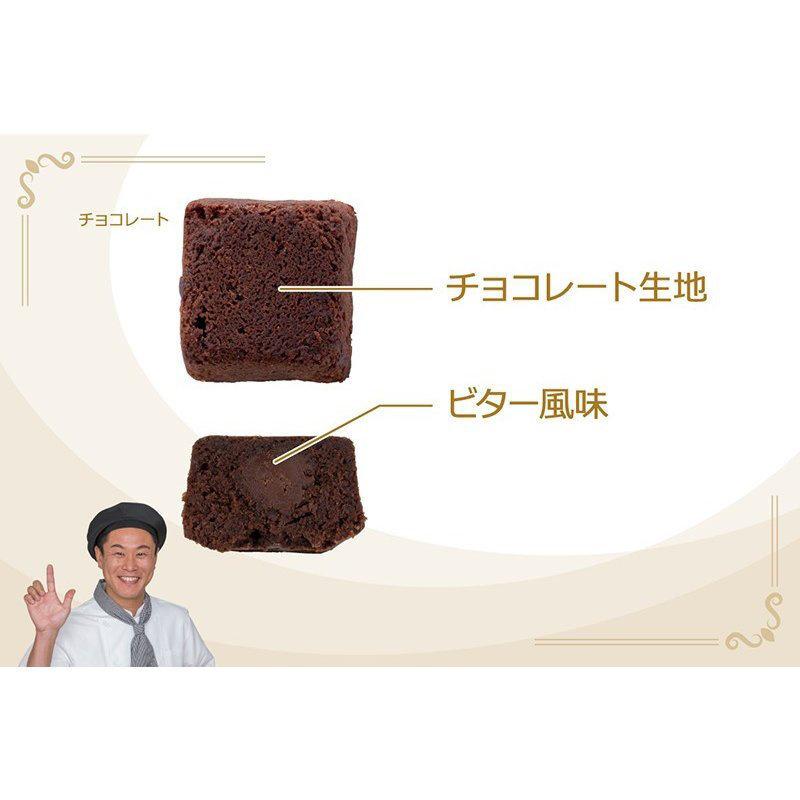 日本【榮光堂】Mon Cube 私の方塊 葡萄提子乾糕點 3款味道 (10件 禮盒裝)【市集世界 - 日本市集】