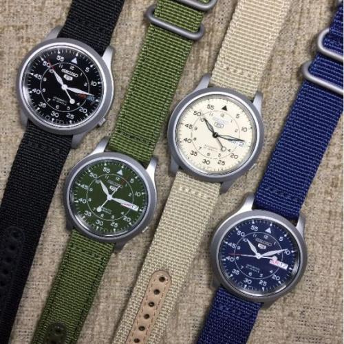 SEIKO 5 全自動機械手錶 [4色]