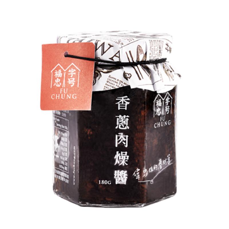 福忠字號 - 香蔥肉燥醬