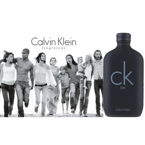 Calvin Klein CK Be EDT 中性淡香水 100ml + CK One EDT 中性淡香水 100ml