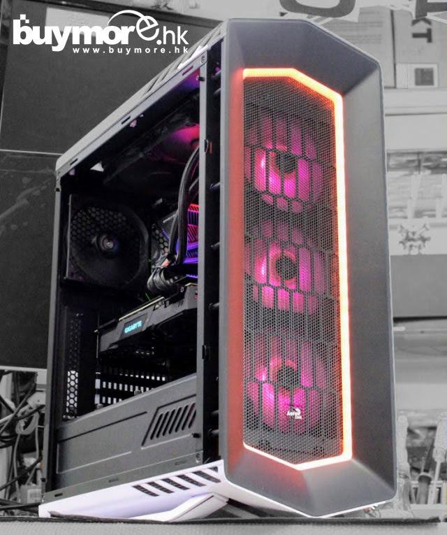 💡【i7電競組合Whatsapp:21173773網上落單】 Intel Core i7-9700K處理器 GIGABYTE Z390 GAMING主板 Corsair Vengeance 16G記憶體 ADATA SX8200 512G NVMe SSD GIGABYTE RTX2060 SUPER 8G顯卡 AEROCOOL PROJECT C1 PRO RGB機箱/MWE