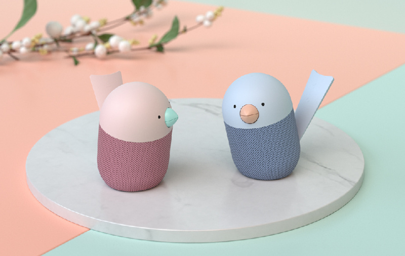 LIBRATONE Bird 小鳥藍牙喇叭 [2色]
