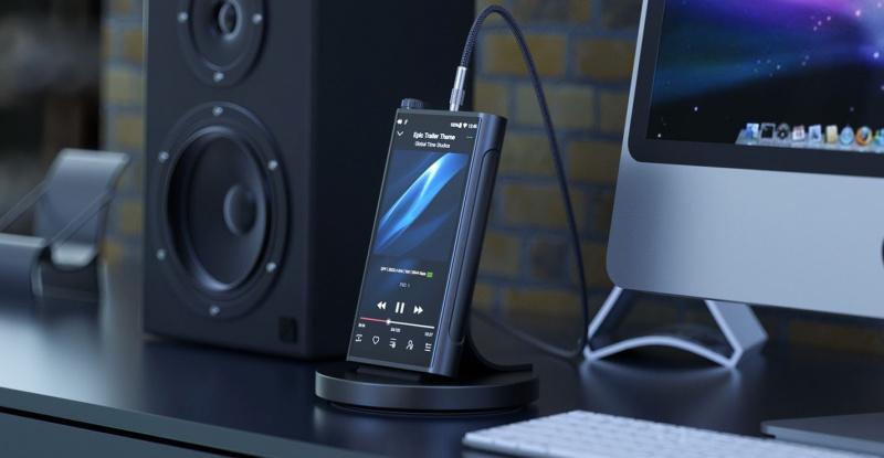 FiiO / 飛傲 旗艦版 M15 便攜安卓智能無損MQA音樂播放器藍牙DSD512解碼MP3