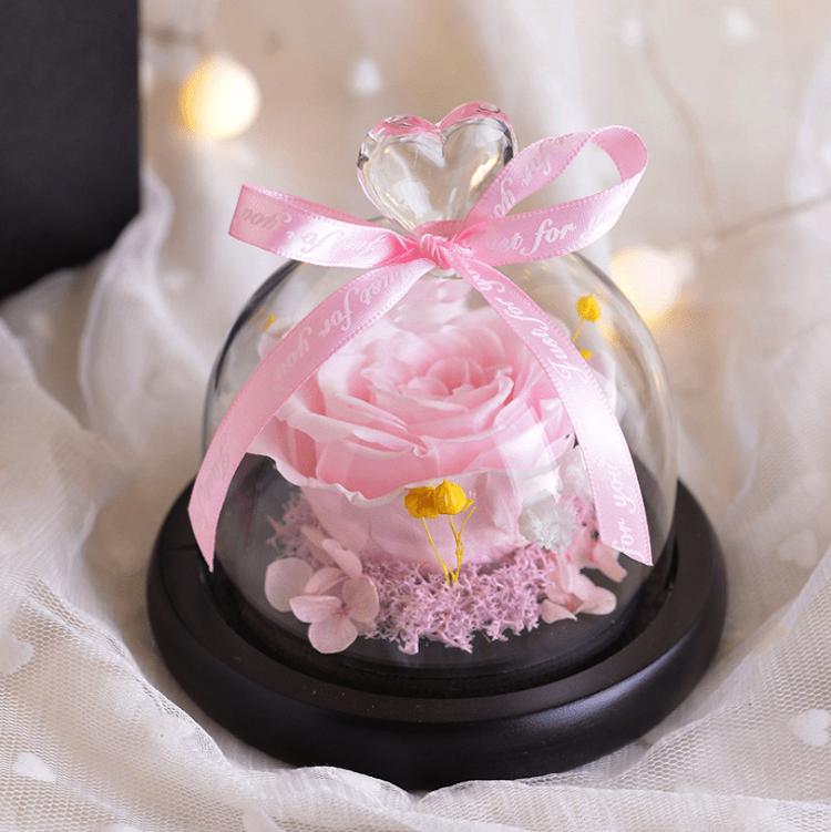 單支巨型永生玫瑰花禮盒