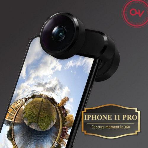 Fusion Lens 2.0 for iPhone 11 [2款]