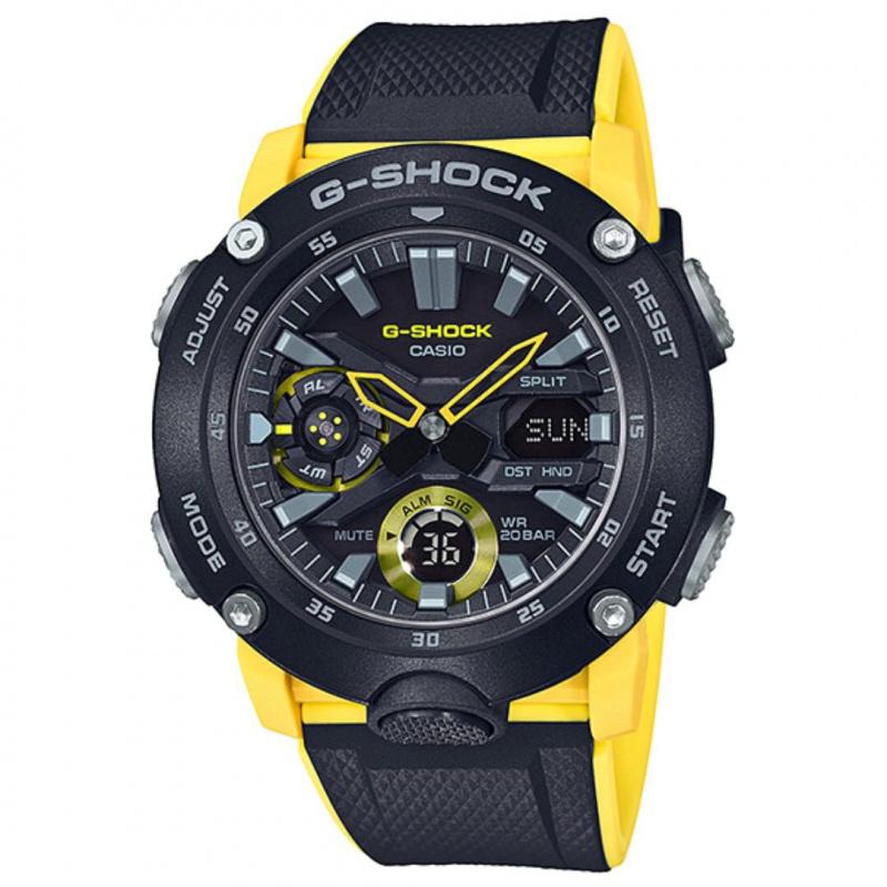 Casio G-Shock 碳核心防護構造系列 #GA-2000