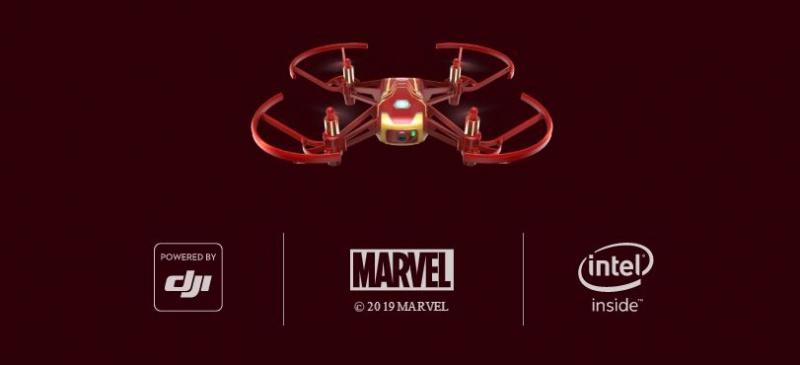 TELLO x MARVEL - IRON MAN特別版