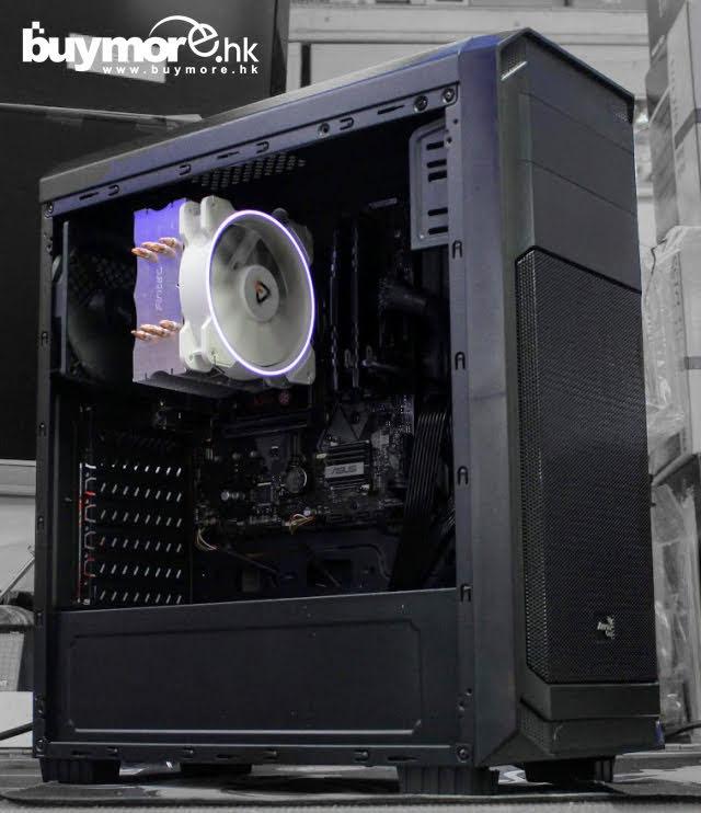 💡【電競組合Whatsapp:69696926網上落單】 Intel Core i7-9700處理器 MSI B365M PRO-VH主板 Patriot 16GB DDR4 2666MH記憶體 KINGSTON A2000 500G NVMe SSD AEROCOOL Aero-300機箱/ENERMAX ETP500AWT火牛