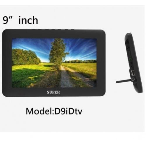 SUPER 手提數碼電視機 D9-IDTV