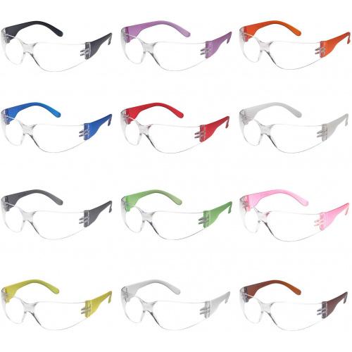 美國TRUST OPTICS中童安全防飛沫護目眼鏡[隨機顏色] [1件/1盒]