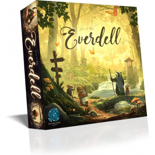 仙境幽谷 - Everdell