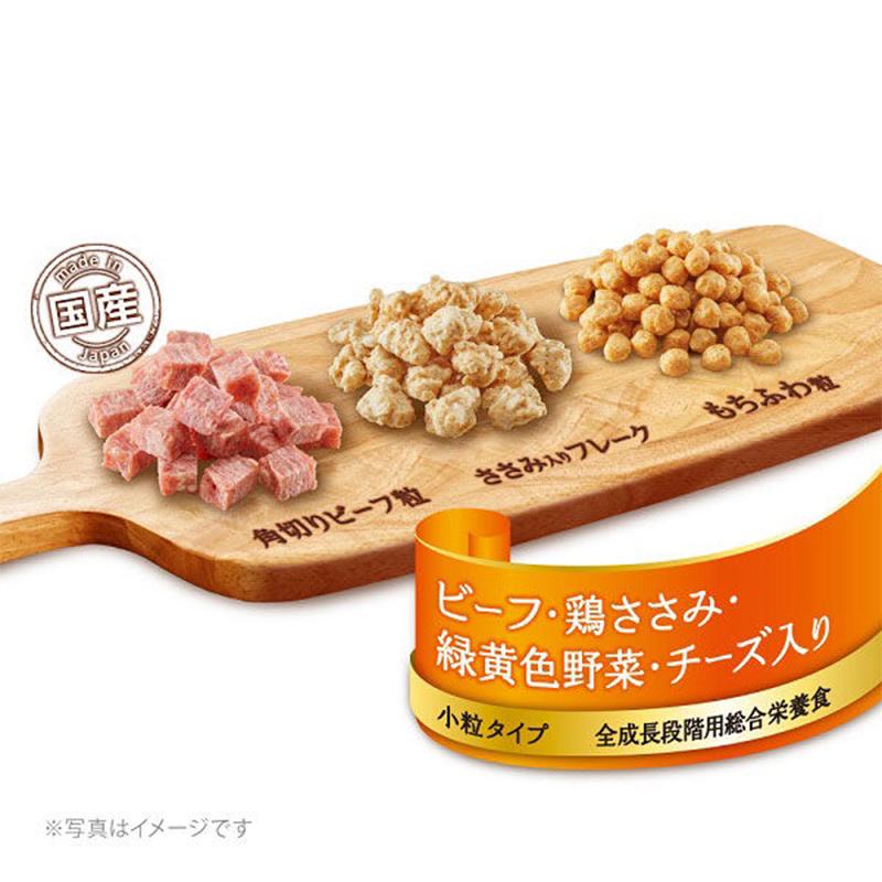 日版Unicharm 【芝士、雞、牛肉及野菜】軟身狗糧 750g【市集世界 - 日本市集】
