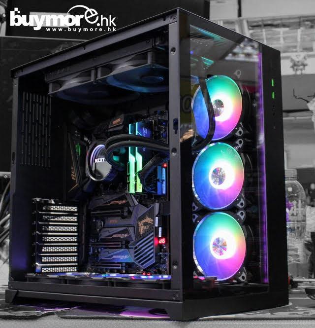 * AMD Ryzen 7 3700X 8CORE/16Threads/MAX 4.4GHz/65W【盒裝行貨/三年保/有風扇】即日到貨刪除$2560.00 【AMD X570】MSI MEG X570 ACE / 4 x DIMM 128GB 4600(O.C.) / 2 x M.2 + 4 x SATA / 1x Gigabit LAN + 1 X Wi-Fi / A