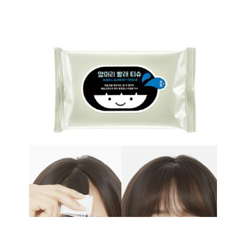 Apieu 瀏海清潔去油紙巾 (10片)
